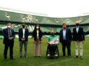 La FEP, Patrocina un Deportista y la Universidad de Loyola impulsan la instalación de una pista de pádel en el Hospital Nacional de Parapléjicos