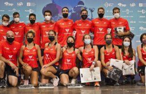 El XII Campeonato de Europa de Pádel define sus itinerarios hacia el título