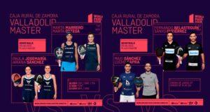 En directo las semifinales del turno de tarde del World Padel Tour Valladolid Master 2021