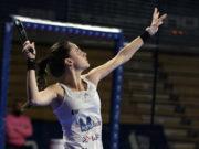 Los tres mejores puntos femeninos del Estrella Damm Santander Open 2021