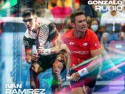 Iván Ramírez y Gonzalo Rubio nueva pareja en el circuito profesional