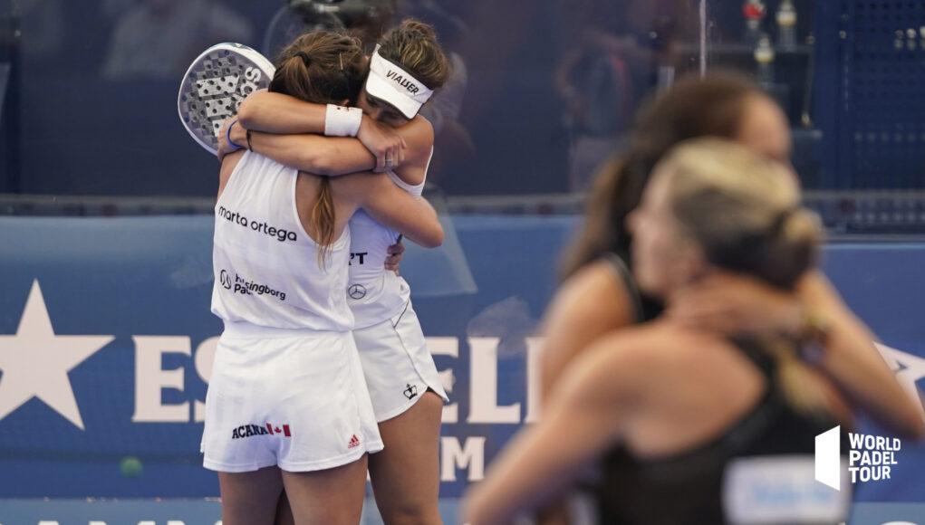 Las nº1 caen en los cuartos de final del Estrella Damm Las Rozas Open 2021