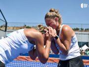 Aranza Osoro y Victoria Iglesias campeonas del Tau Cerámica Marbella Challenger