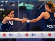 Paula Josemaría y Ariana Sánchez alcanzan la final del Estrella Damm Las Rozas Open 2021