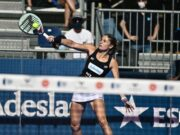 Alejandra Salazar, la MVP del World Padel Tour Valladolid Master 2021