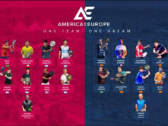 América vs Europa de pádel