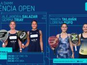 En directo los cuartos de final femeninos del Estrella Damm Valencia Open 2021