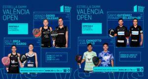 En directo las semifinales del turno de tarde del Estrella Damm Valencia Open 2021