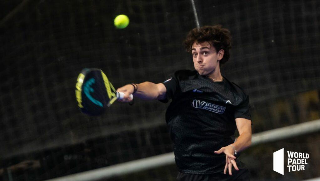Las parejas provenientes de la fase previa dan la sorpresa en el inicio del cuadro final masculino en el Estrella Damm Valencia Open 2021
