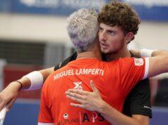 Lamperti y Yanguas tumban a Paquito y Di Nenno y se meten en los cuartos del Open de Las Rozas