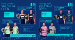 En directo las semifinales del turno de mañana del Estrella Damm Valencia Open 2021