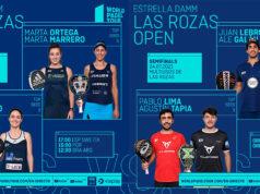 En directo las semifinales del turno de tarde del Estrella Damm Las Rozas Open 2021