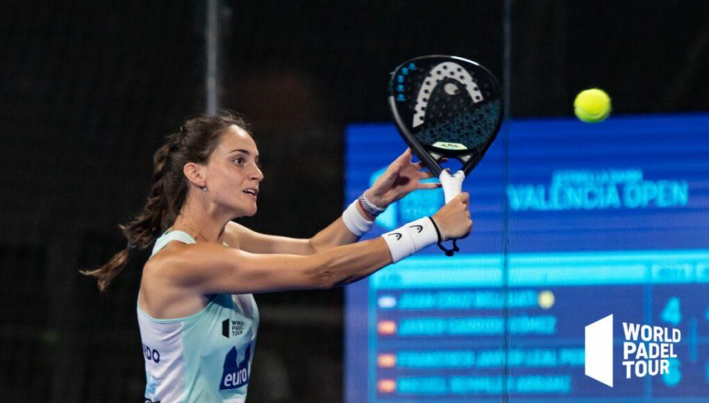 Definidos los octavos de final femeninos del Estrella Damm Valencia Open 2021