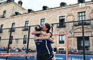 Carla Mesa y Mari Carmen Villalba campeonas del Ibereólica Lerma Challenger
