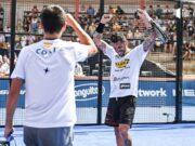 Adrián Allemandi y Coki Nieto campeones del TAU Cerámica Calanda Challenger