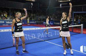 Alejandra Salazar y Gemma Triay conquistan en Málaga su tercer título de la temporada