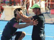 Julio Julianoti y Caye Rocafort campeones del Hublot Mónaco Master de APT Padel Tour