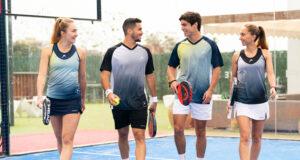 HEAD Sportswearpresenta la nueva línea de ropa'We are padel'