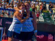 Ariana Sánchez y Paula Josemaría sobreviven a los cuartos de final en el Sardegna Open 2021