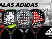 ¿Dónde puedo encontrar las mejores palas Adidas?