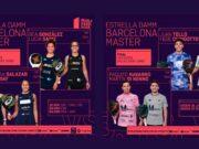 En directo las finales del Estrella Damm Barcelona Master 2021