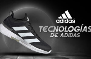 Adidas emplea en sus zapatillas las últimas tecnologías para jugar al pádel