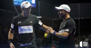 Sanyo Gutiérrez y Fernando Belasteguín no seguirán jugando juntos