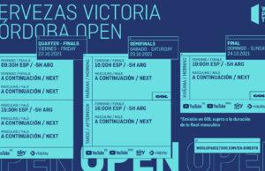 Horarios del streaming del Cervezas Victoria Córdoba Open 2021
