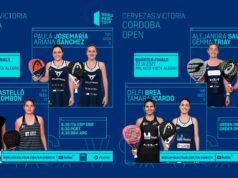 En directo los cuartos de final femeninos del Cervezas Victoria Córdoba Open 2021