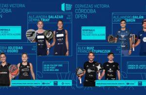 En directo las semifinales del turno de tarde del Cervezas Victoria Córdoba Open 2021